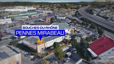 L'hôtel Formule 1 de Pennes-Mirabeau