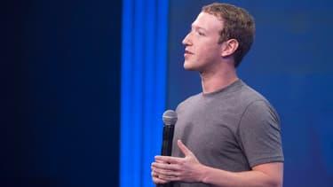 Mark Zuckerberg veut que Facebook reste un lieu positif