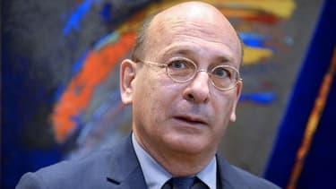 Le directeur général de Santé publique France, François Bourdillon.