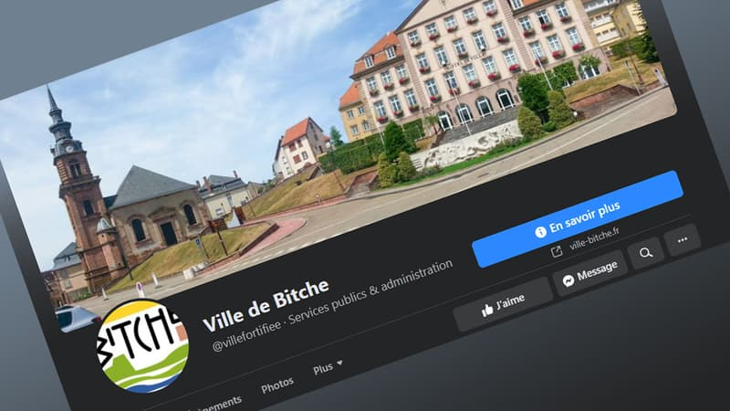 Censure de la page de la ville de Bitche: Facebook reconnaît son erreur de traduction