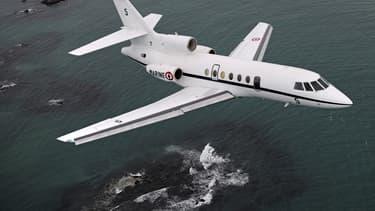 La Marine nationale compte désormais 8 Falcon 50 Surmar.