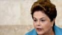 Dilma Rousseff, présidente du Brésil, est candidate à un second mandat.