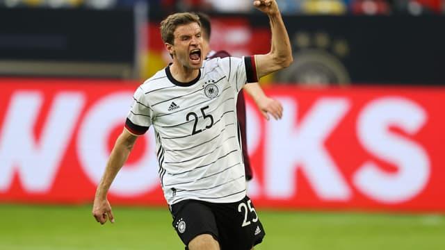 Thomas Müller - Allemagne