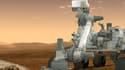 """Curiosity se pilote """"magnifiquement bien"""", selon la Nasa, et devrait effectuer une série de travaux scientifiques dans les jours à venir."""
