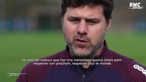 """Pochettino, le film : """"J'ai le même respect pour le Président que pour celui qui ramasse les ordures"""" avoue le coach du PSG"""