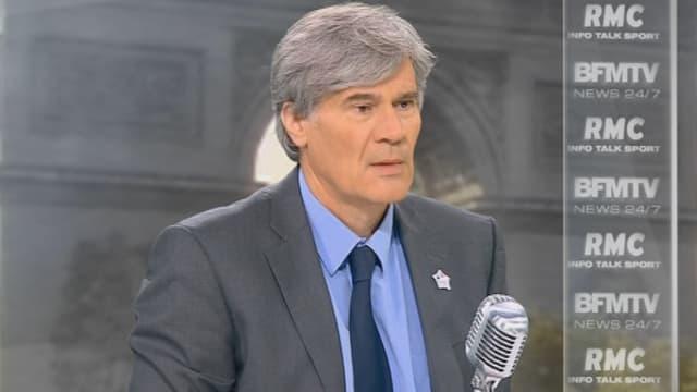 Stéphane Le Foll, ministre de l'Agriculture et porte-parole du gouvernement