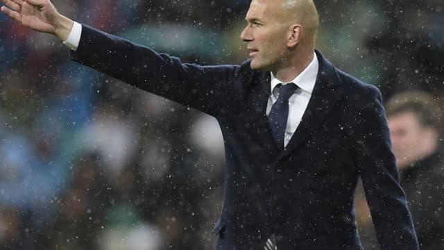 Zinedine Zidane (Real Madrid)