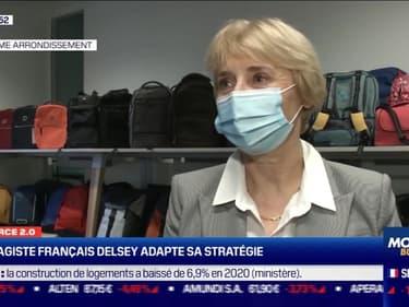 Commerce 2.0: Le bagagiste français Delsey adapte sa stratégie, par Anissa Sekkai  - 28/01