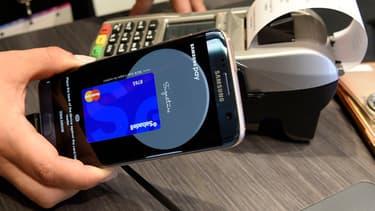 Un exemple de paiement mobile en Espagne.