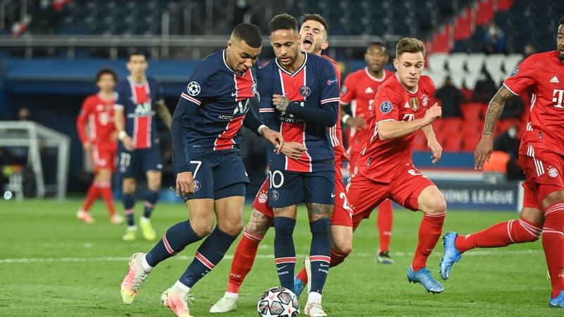 l'énorme coup du PSG, en demi-finales en sortant le Bayern