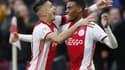 Ajax : la joie de Tadic et Gravenberch