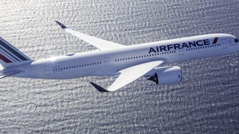 Air France réalise son premier vol long-courrier avec de l'huile de cuisson