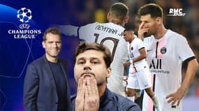 """Bruges-PSG : """"Dans la complicité, on n'a rien vu"""", Rothen inquiet après la première du trio Mbappé-Neymar-Messi"""