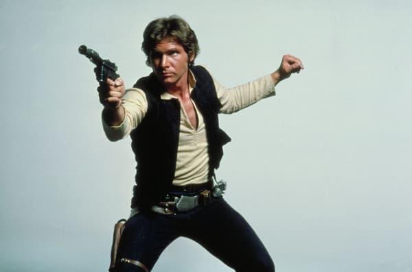 Harrison Ford, inoubliable Han Solo, en 1979.