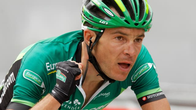 Première victoire française sur le Dauphiné, avec Christophe Kern d'Europcar