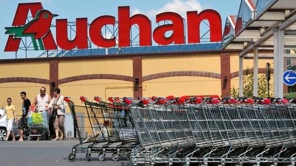 Auchan a enregistré un bénéfice de 317 millions d'euros sur les six premiers mois de l'année