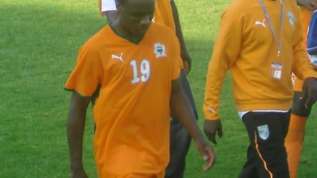 Freddy Drogba, le jeune frère de l'attaquant de Chelsea