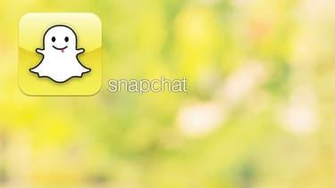 Snapchat permet d'échanger des photos éphémères