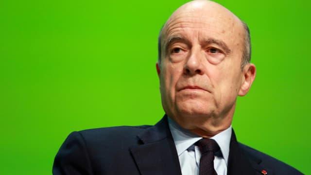 Le maire de Bordeaux Alain Juppé est candidat à la primaire UMP pour la présidentielle de 2017.