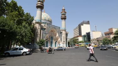 Téhéran, la capitale iranienne en juin 2019.