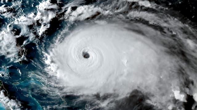 L'ouragan Dorian se dirige vers les Etats-Unis