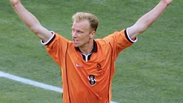 Dennis Bergkamp en 1998