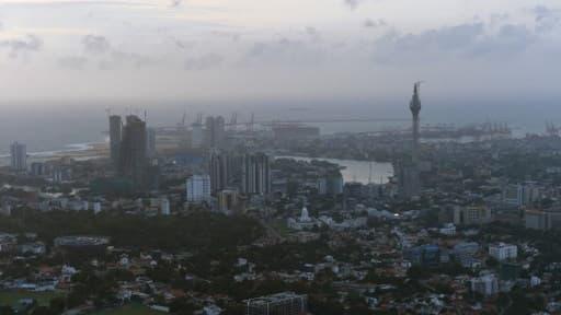 Vue de Colombo