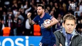 """PSG - Leipzig : Malgré ses buts, """"Messi ne fait pas grand chose"""" fustige Riolo"""
