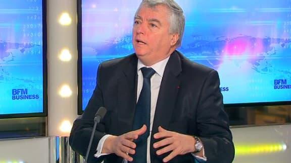 Selon Jean-Luc Petithuguenin, le patron de Paprec, l'adoption de la charte est un acte militant.