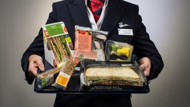 Sur ses vols durant moins de 5 heures, British Airways servira des produits Marks & Spencer qui seront vendus entre 1 et 5 livres.