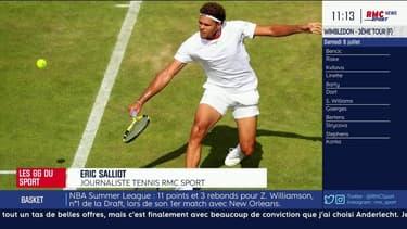 Wimbledon : Face à Nadal et Federer, Tsonga et Pouille ont des raisons d'y croire pour Salliot