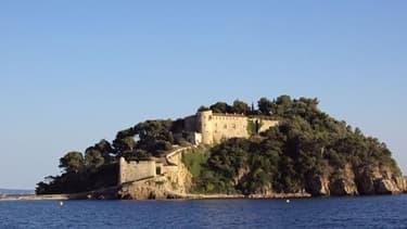 Le fort de Brégançon dans le Var est l'une des dernières résidences présidentielles