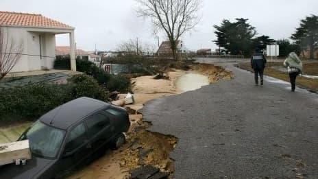 Le coût des catastrophes naturelles pèse lourd