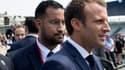 Depuis cet été, Alexandre Benalla affirme continuer à échanger régulièrement avec le président Emmanuel Macron.