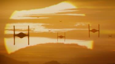 Au niveau mondial, l'épisode 7 de Star Wars a engendré 1,86 milliard de dollars de recettes.
