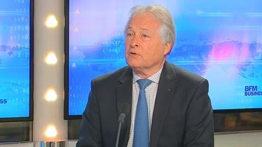 Jean-François Roubaud était l'invité de BFM Business, ce lundi 24 février.