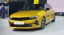 La nouvelle berline compacte d'Opel sera assemblée sur la même plateforme que ses cousines du groupe Stellantis, la Peugeot 308 et la DS4.