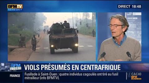 Viols d'enfants en Centrafrique: 14 soldats français sont mis en cause