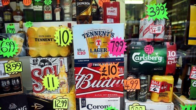 Fini les super promotions sur l'alcool en Écosse.