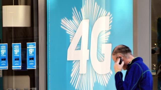Les opérateurs français couvrent désormais une large partie de la population en 4G.