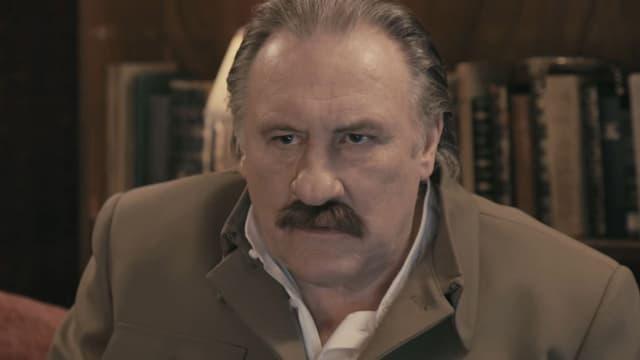 Gérard Depardieu dans le rôle de Staline
