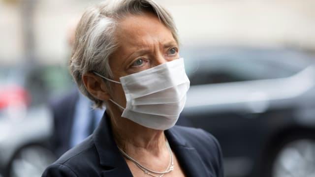 Elisabeth Borne le 10 mai 2020 à Paris