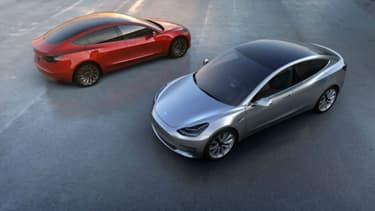 Elon Musk a confirmé que la Model 3, sa berline au tarif plus abordable, n'aura pas de compteur derrière le volant.