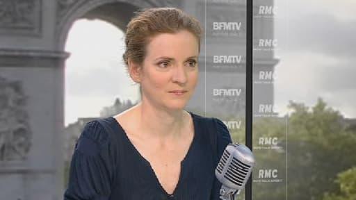Nathalie Kosciusko-Morizet, candidate UMP à la mairie de Paris.