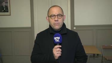 Le député LaREM de l'Eure Bruno Questel, sur BFMTV le 16 décembre 2018.