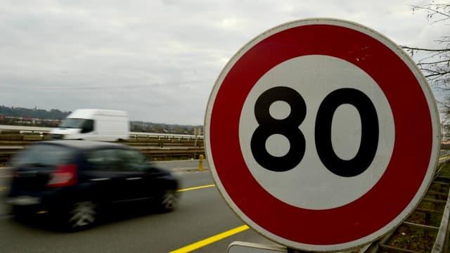 Le changement de limitation de vitesse sur environ 460.000 kilomètres de nationales et départementales intervient ce dimanche 1er juillet.
