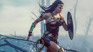 Gal Gadot, l'actrice qui incarne Wonder Woman.