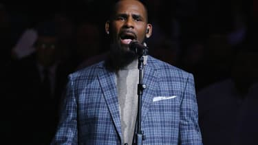 R. Kelly à New York en 2015