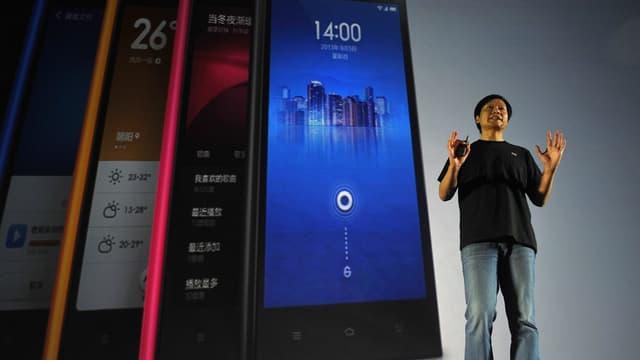 Xiaomi veut vendre 100 millions de téléphones l'an prochain.