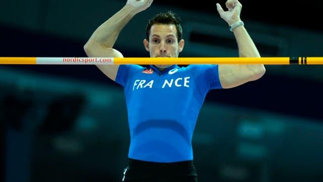 Renaud Lavillenie
